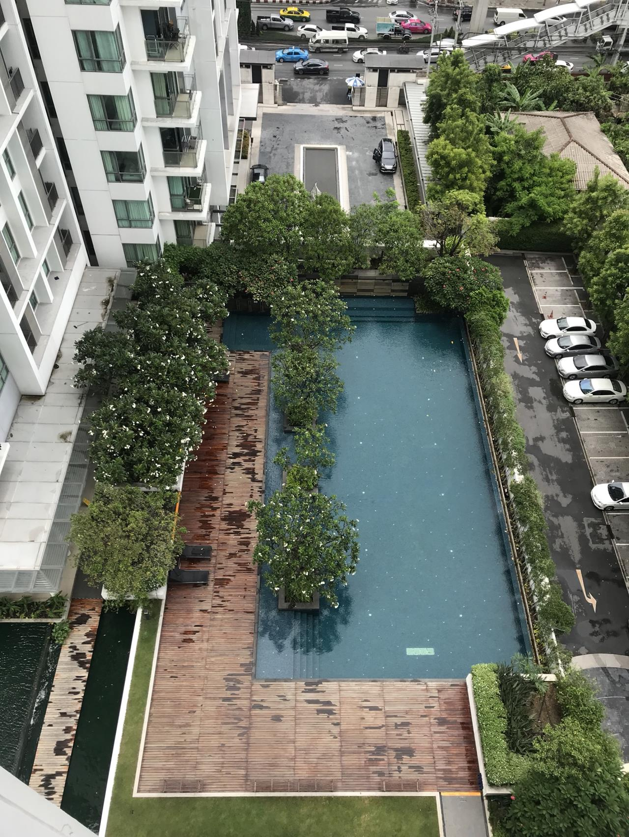 Quality Life Property Agency's RENT **** WITH TENANT ! THE ROOM SUKHUMVIT 62 | 1 BED 1 BATH | 45 SQ. M. 12 A FOOR 10
