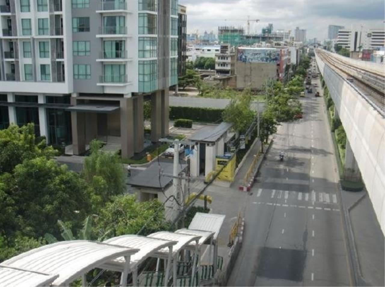 Quality Life Property Agency's RENT **** WITH TENANT ! THE ROOM SUKHUMVIT 62   1 BED 1 BATH   45 SQ. M. 20 FOOR 5