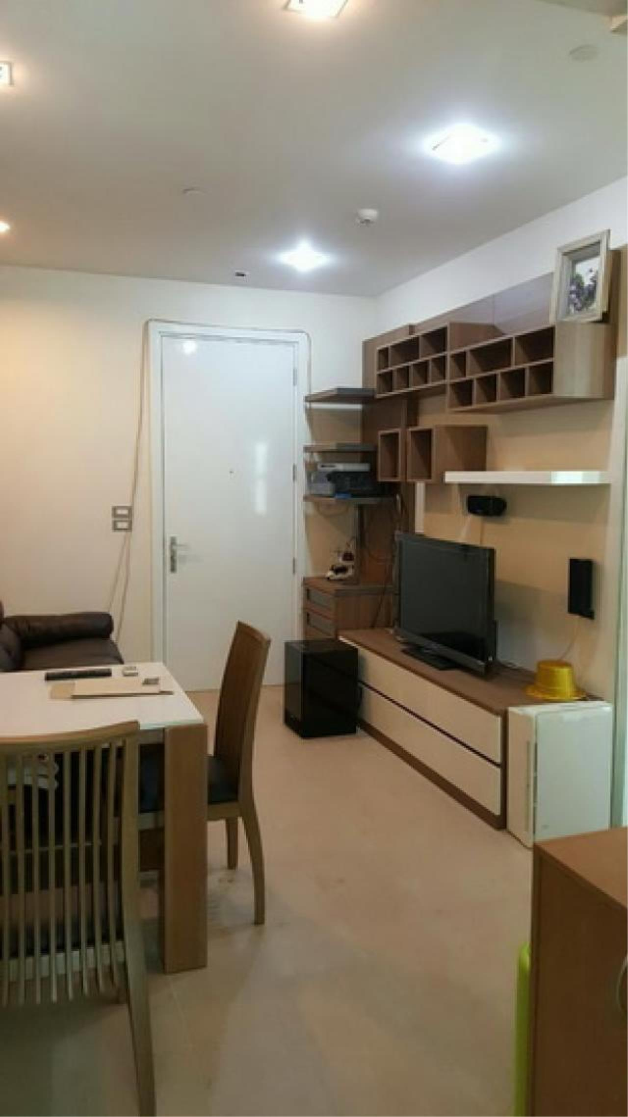Quality Life Property Agency's *** Sale ****  WITH TENANT ! THE ROOM SUKHUMVIT 62 | 1 BED 1 BATH | 45 SQ. M. 19 FOOR 2