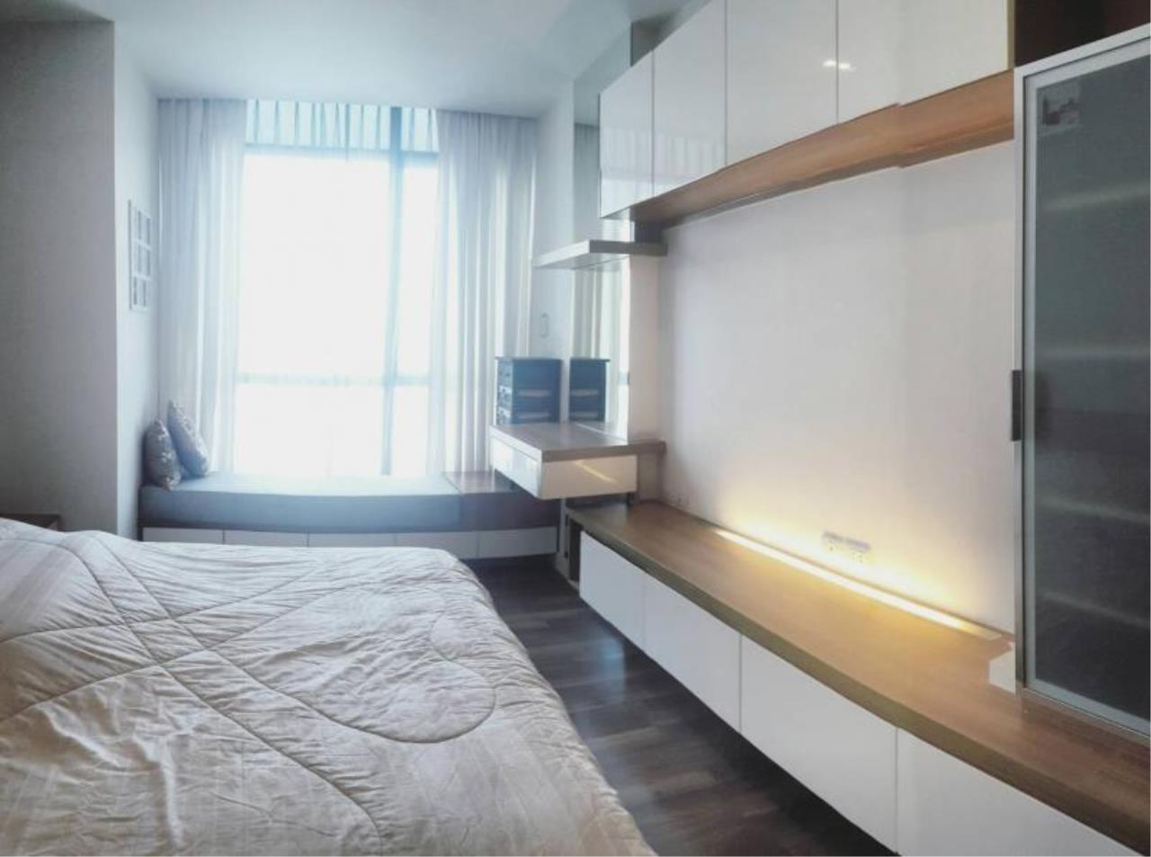 Quality Life Property Agency's *** Sale ****  WITH TENANT ! THE ROOM SUKHUMVIT 62 | 1 BED 1 BATH | 45 SQ. M. 19 FOOR 5