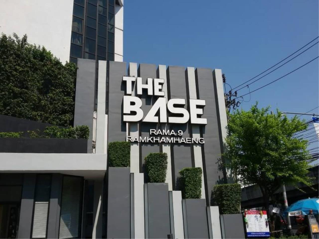 Quality Life Property Agency's The Base rama9 [RENT] 1