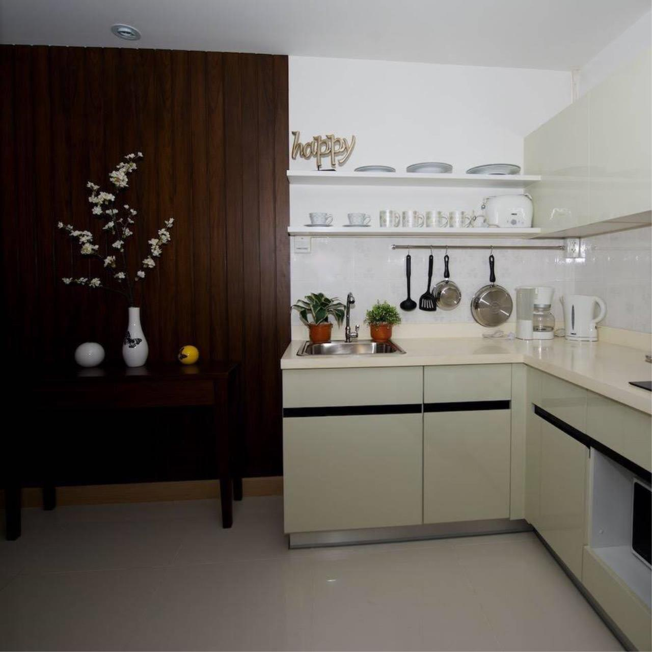 Quality Life Property Agency's The President Sukhumvit For Sale!!! 2 Bedroom / 7 Floor 7