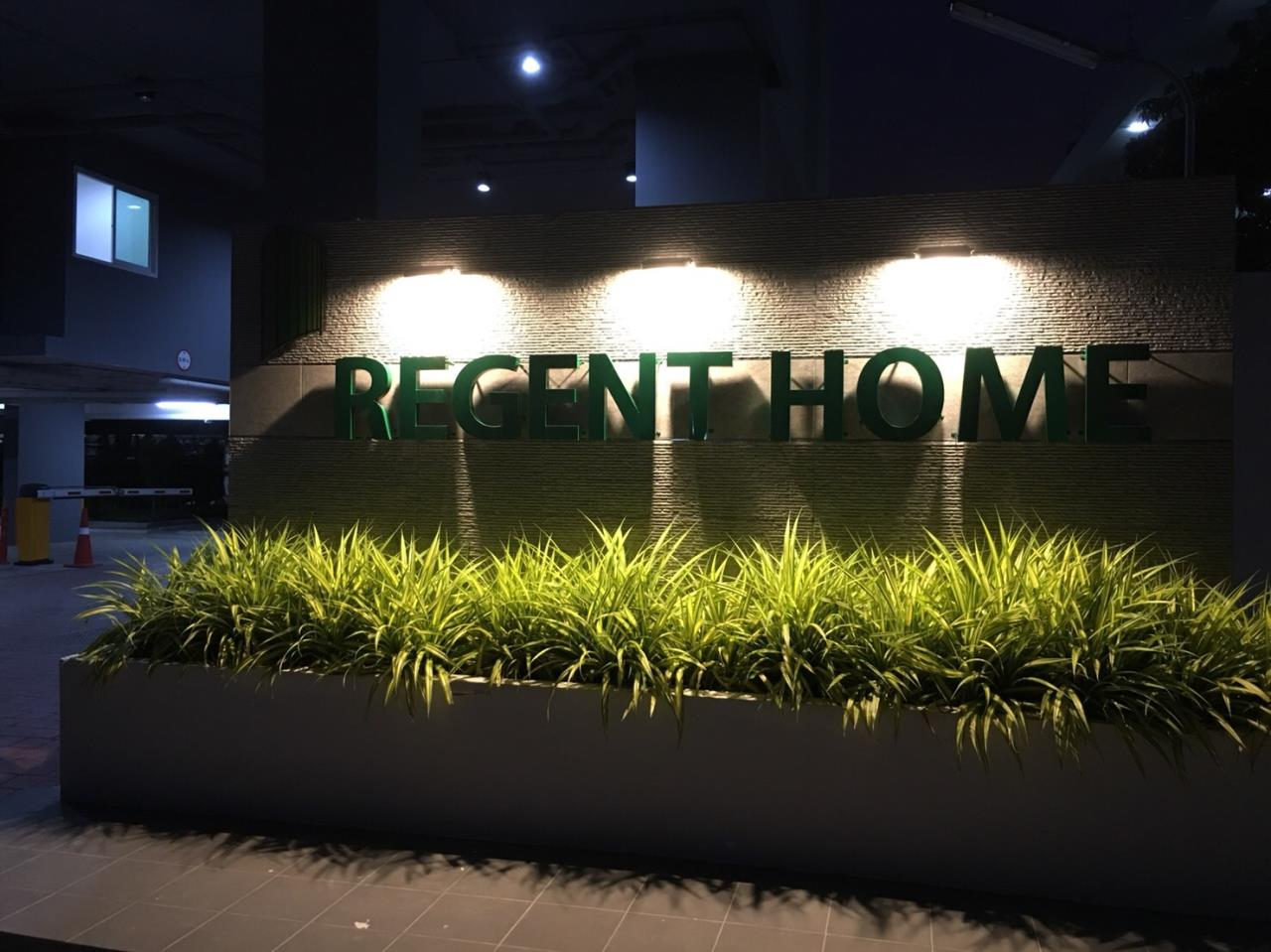 Quality Life Property Agency's Regent Home Sukhumvit 81 [FOR RENT] 1