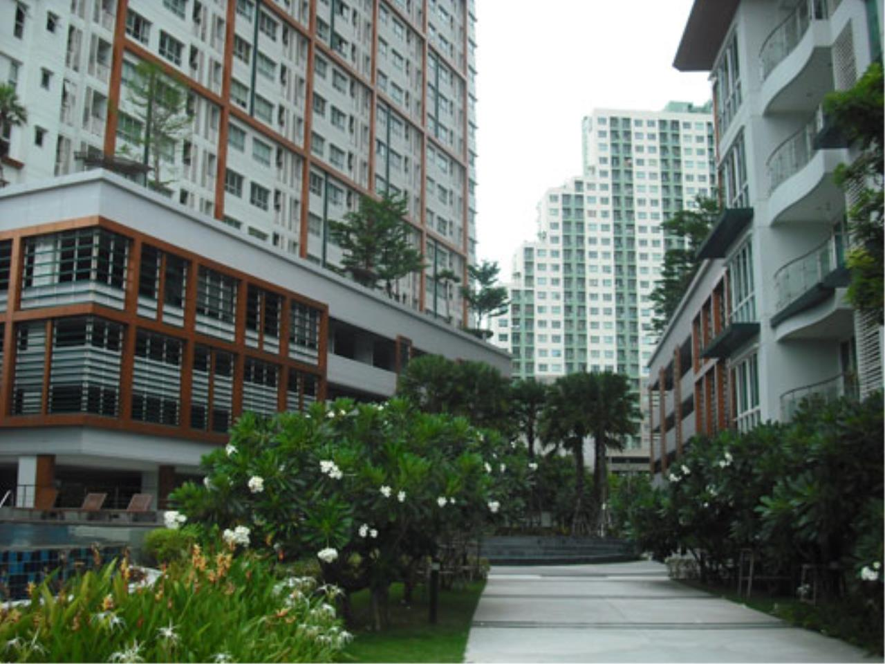 Quality Life Property Agency's **** FOR RENT! ****  !! Lumpini Ville Sukhumvit 77 / 1 Bedroom / 23 Filoor 2