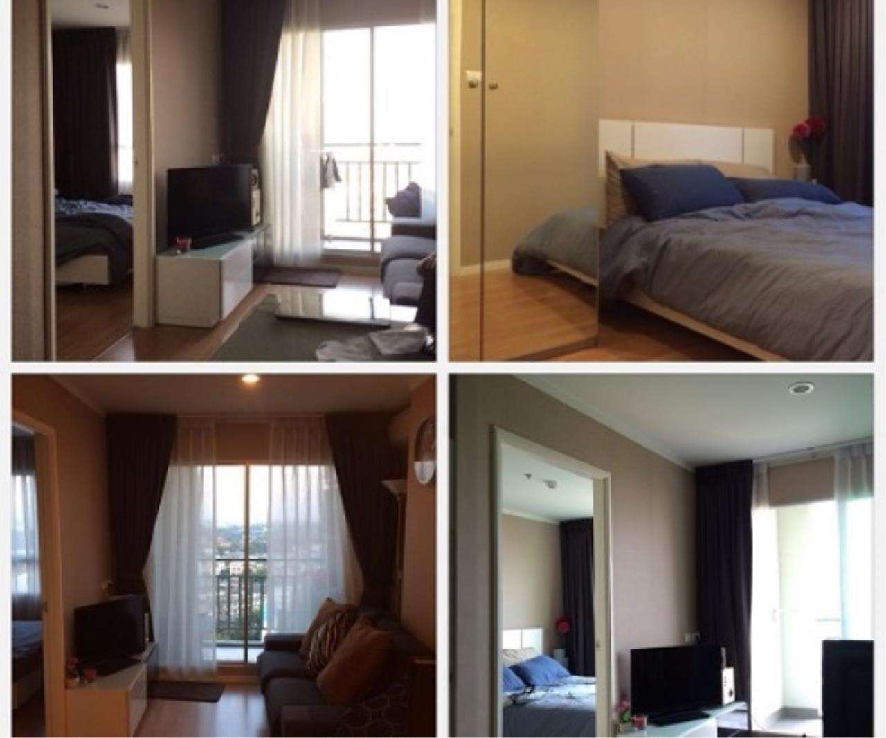 Quality Life Property Agency's **** FOR RENT! ****  !! Lumpini Ville Sukhumvit 77 / 1 Bedroom / 23 Filoor 1