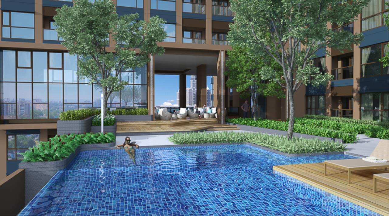 Quality Life Property Agency's Lumpini Park Riverside Rama 3 [RENT] 1