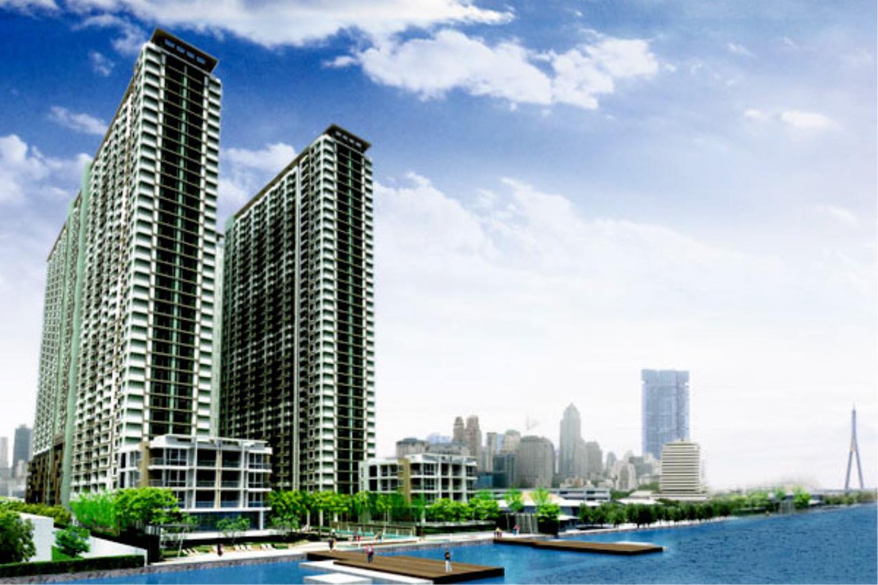 Quality Life Property Agency's Lumpini Park Riverside Rama 3 [RENT] 2