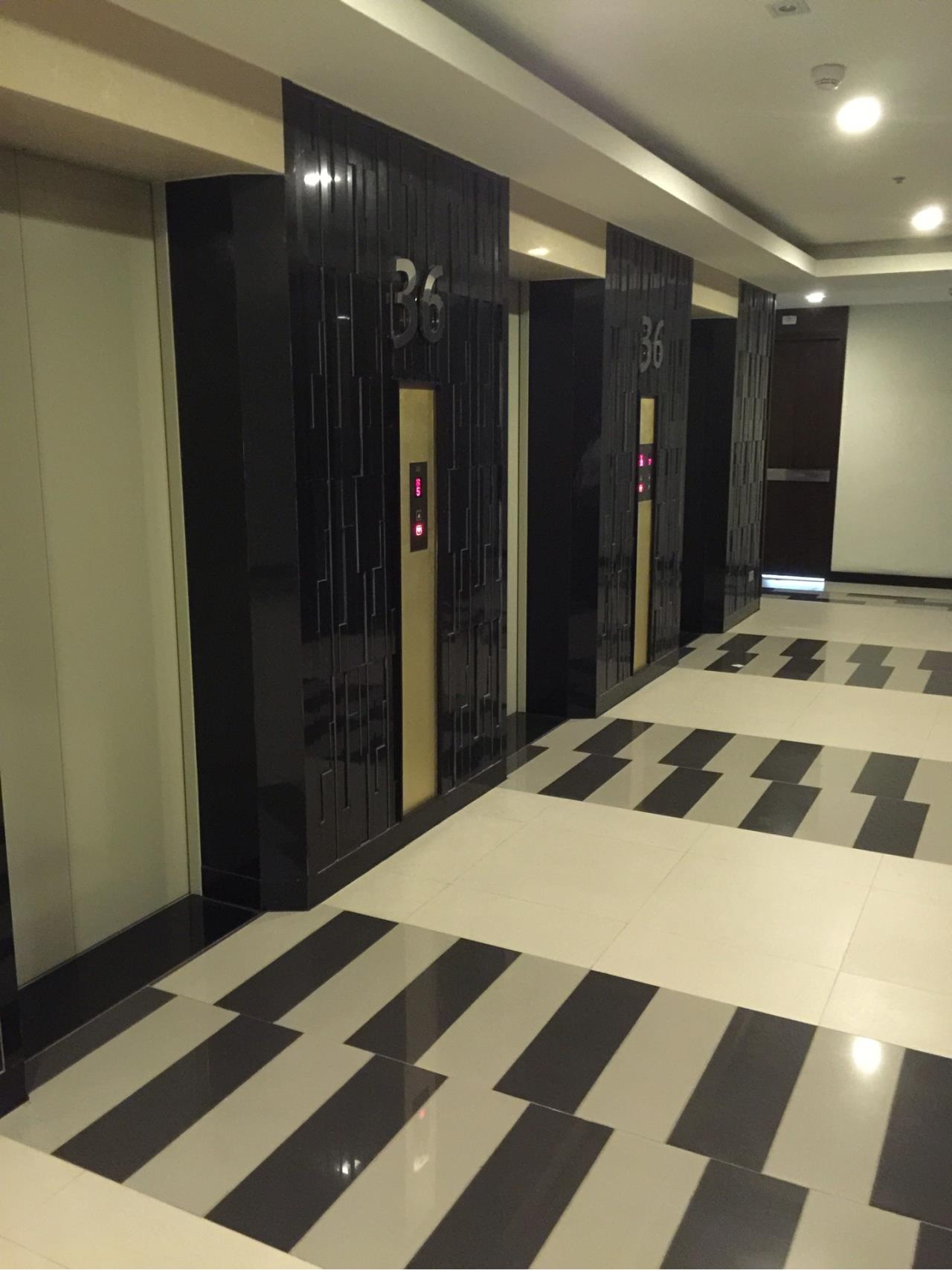 Quality Life Property Agency's Condo 2 Bedroom For Rent At Sky Walk  High 36 , Nice View 5