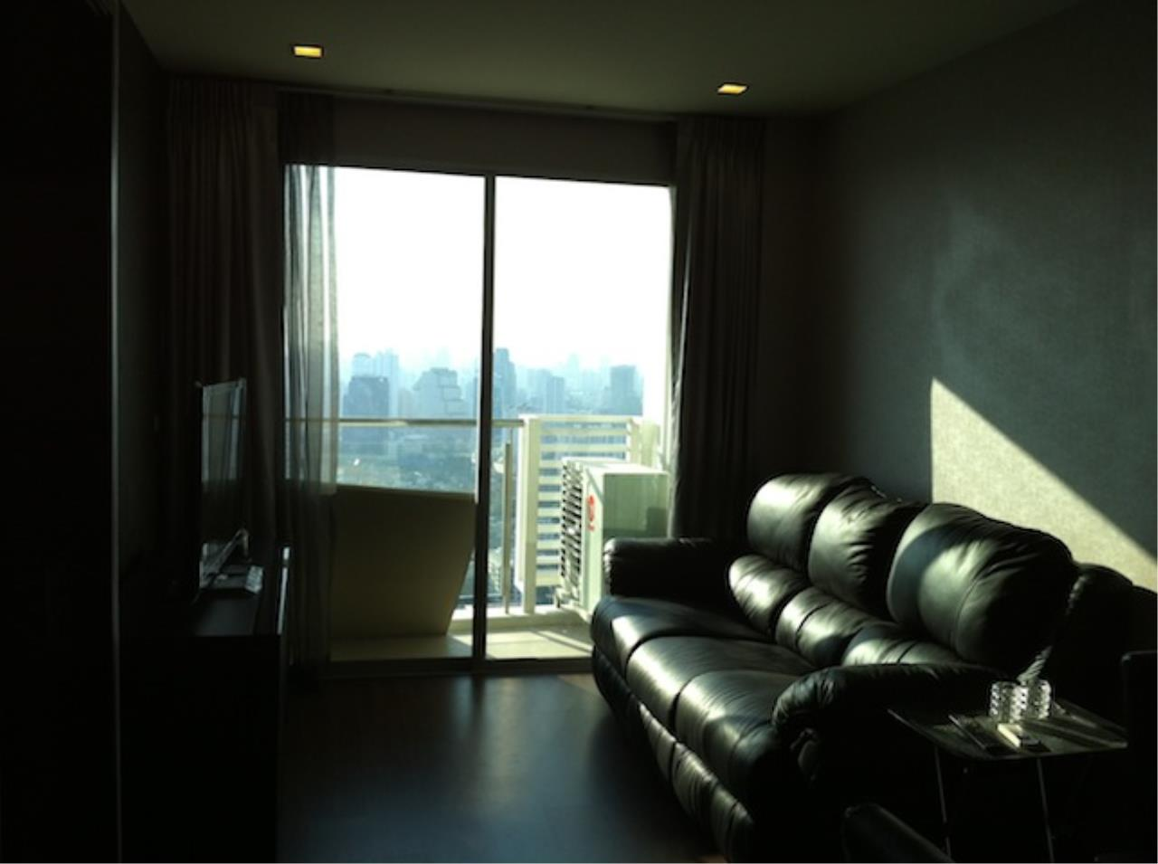 Quality Life Property Agency's Condo 2 Bedroom For Rent At  Sky Walk  High 41 , Nice View 26