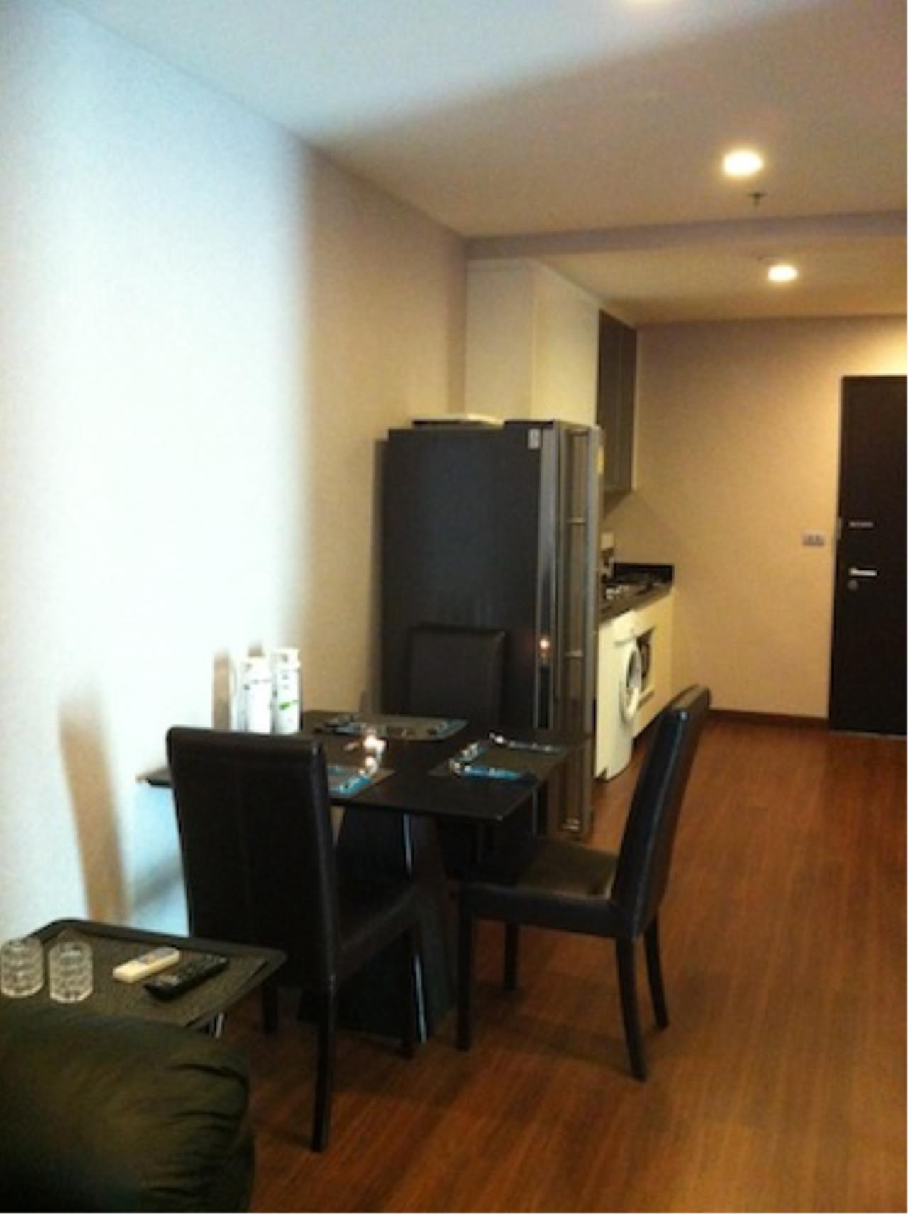 Quality Life Property Agency's Condo 1 Bedroom For Rent and For Sale  At Sky walk  35 ,  5