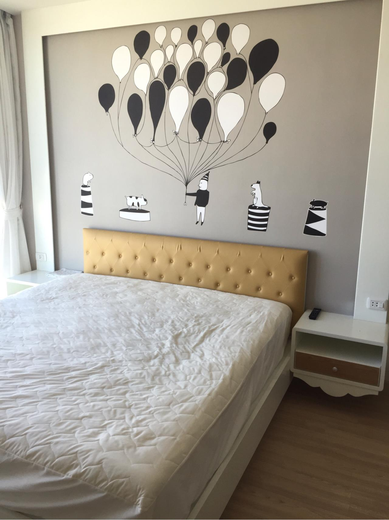 Quality Life Property Agency's Condo 1 Bedroom For Rent and For Sale  At Sky walk  35 ,  7