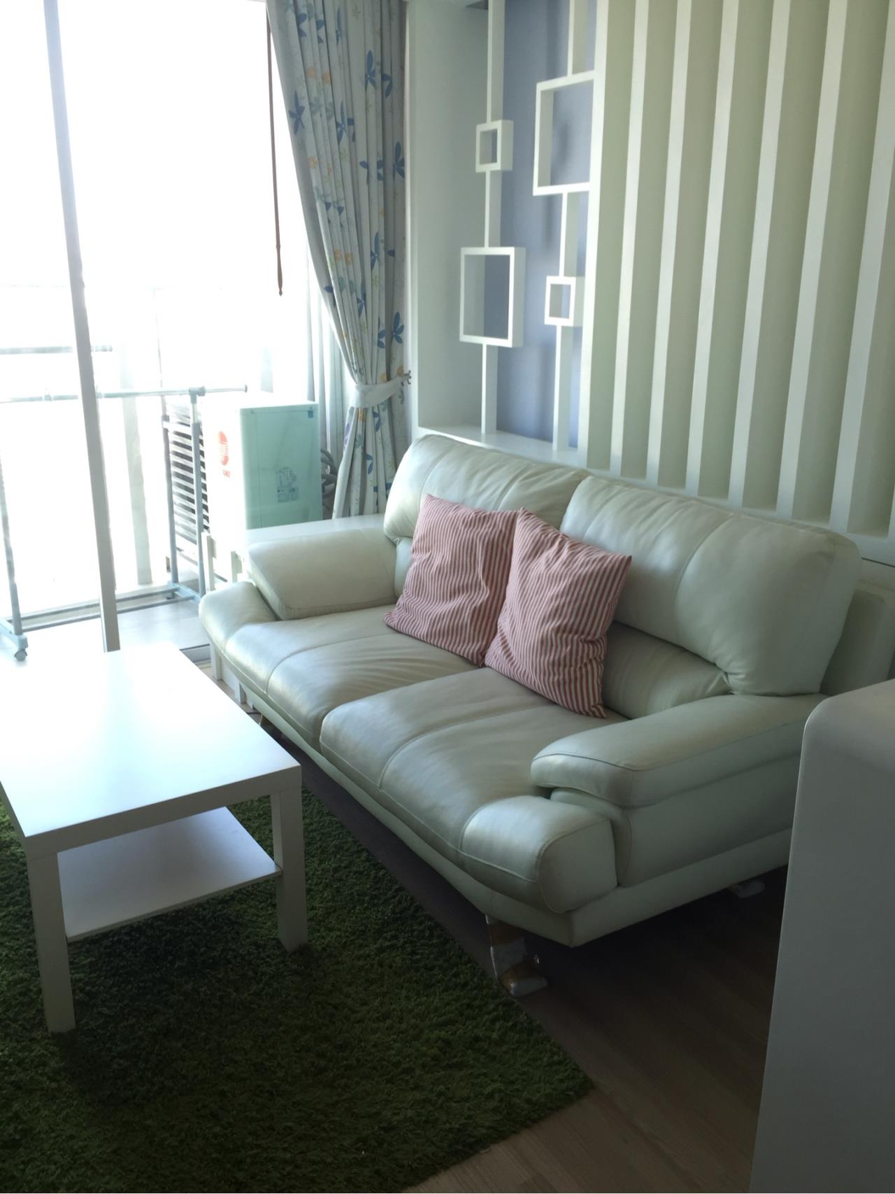 Quality Life Property Agency's R E N T ! ! [ SKY WALK ] 2 BR 60 SQ. M. NICE DECORATION 4