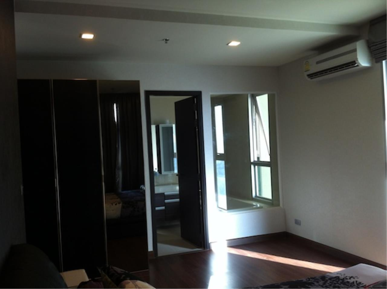 Quality Life Property Agency's For Rent  ! ! [ SKY WALK ] 2 BR 60 SQ. M. NICE DECORATION 1