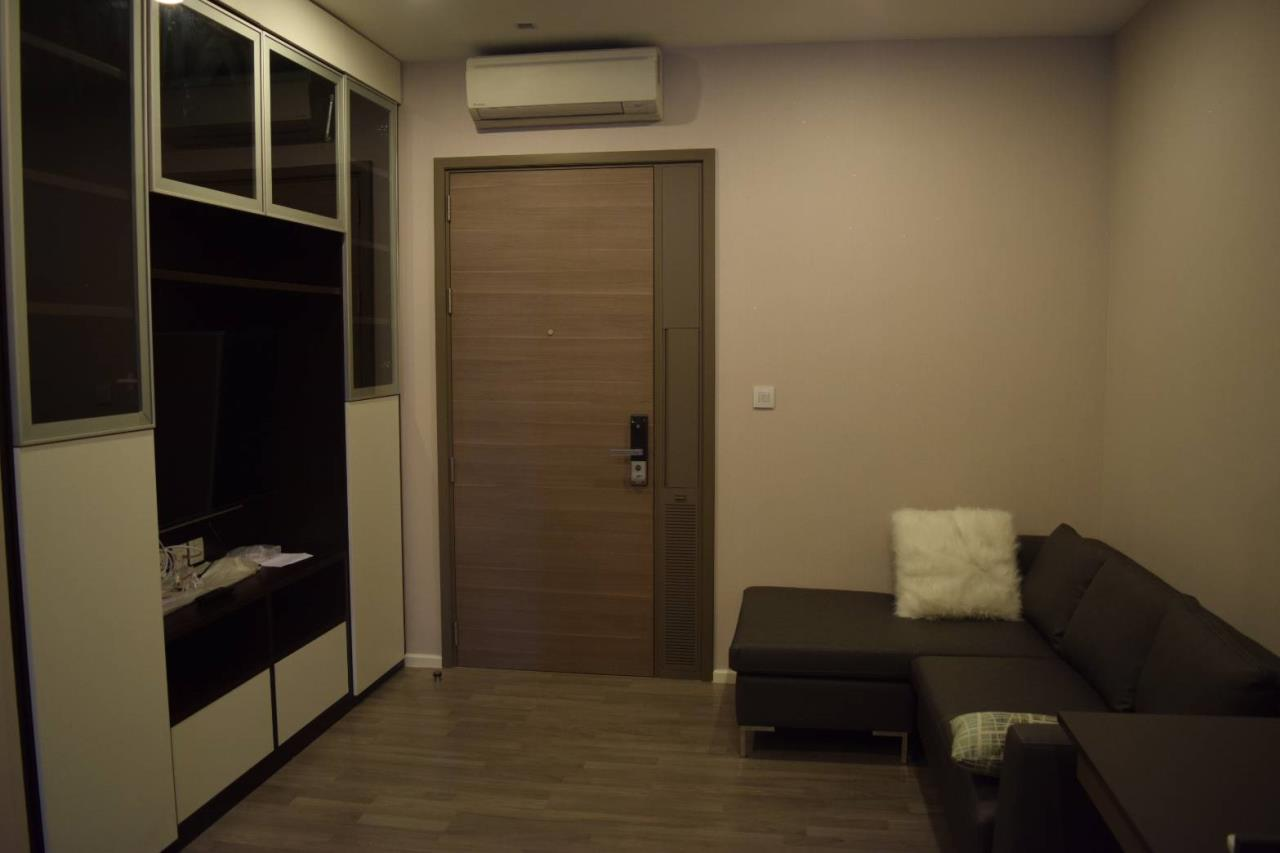Quality Life Property Agency's Condo For Rent!!! The Room Sukhumvit  69  / 1 Bedroom  / 11 Floor 1