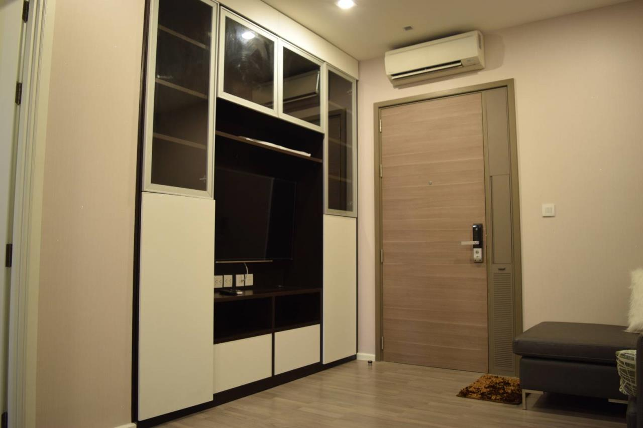 Quality Life Property Agency's Condo For Rent!!! The Room Sukhumvit  69  / 1 Bedroom  / 11 Floor 4