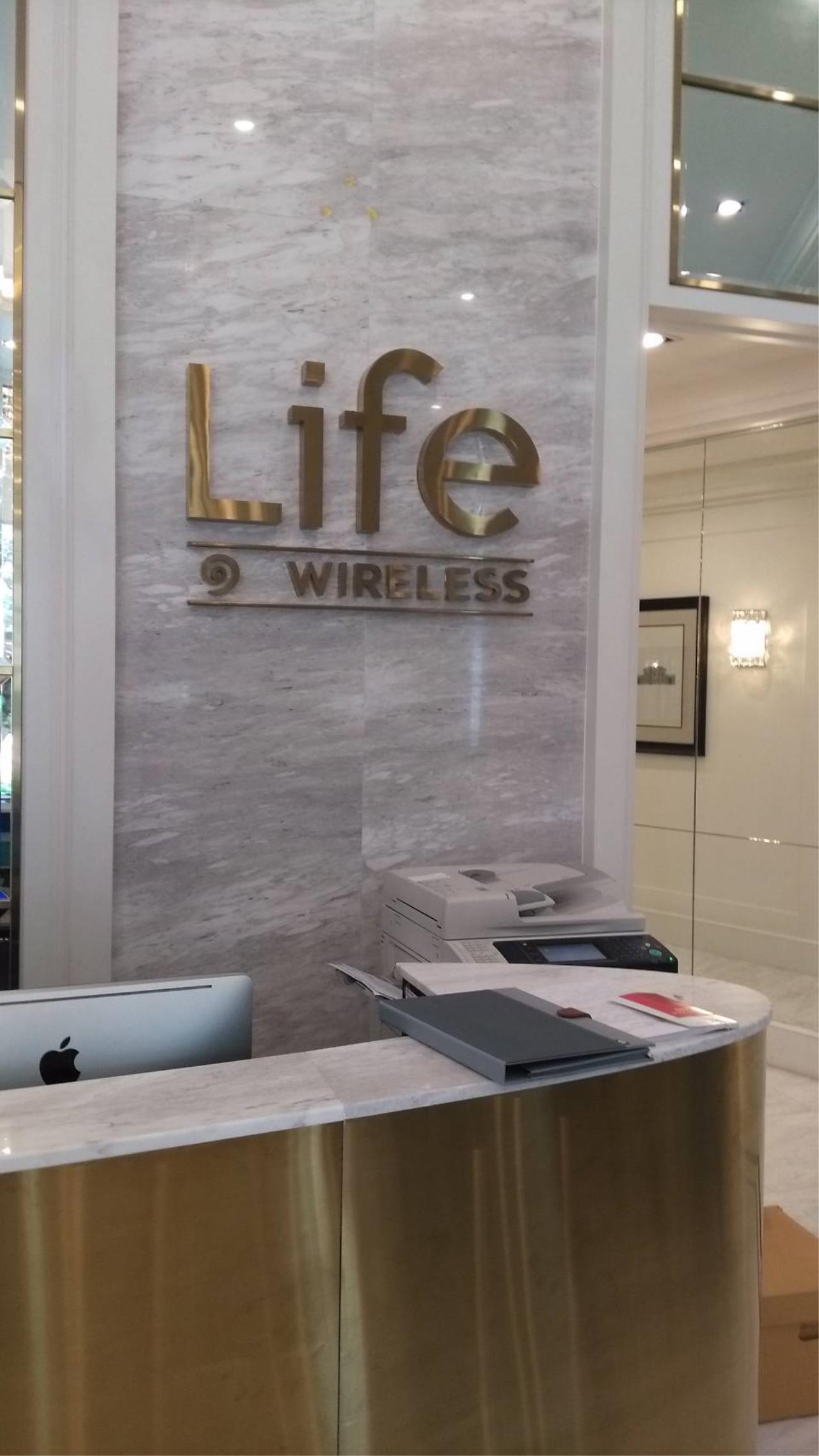 Quality Life Property Agency's Condo For Sale!!! Life One Wireless / 1 Bedroom / 21 Floor 1