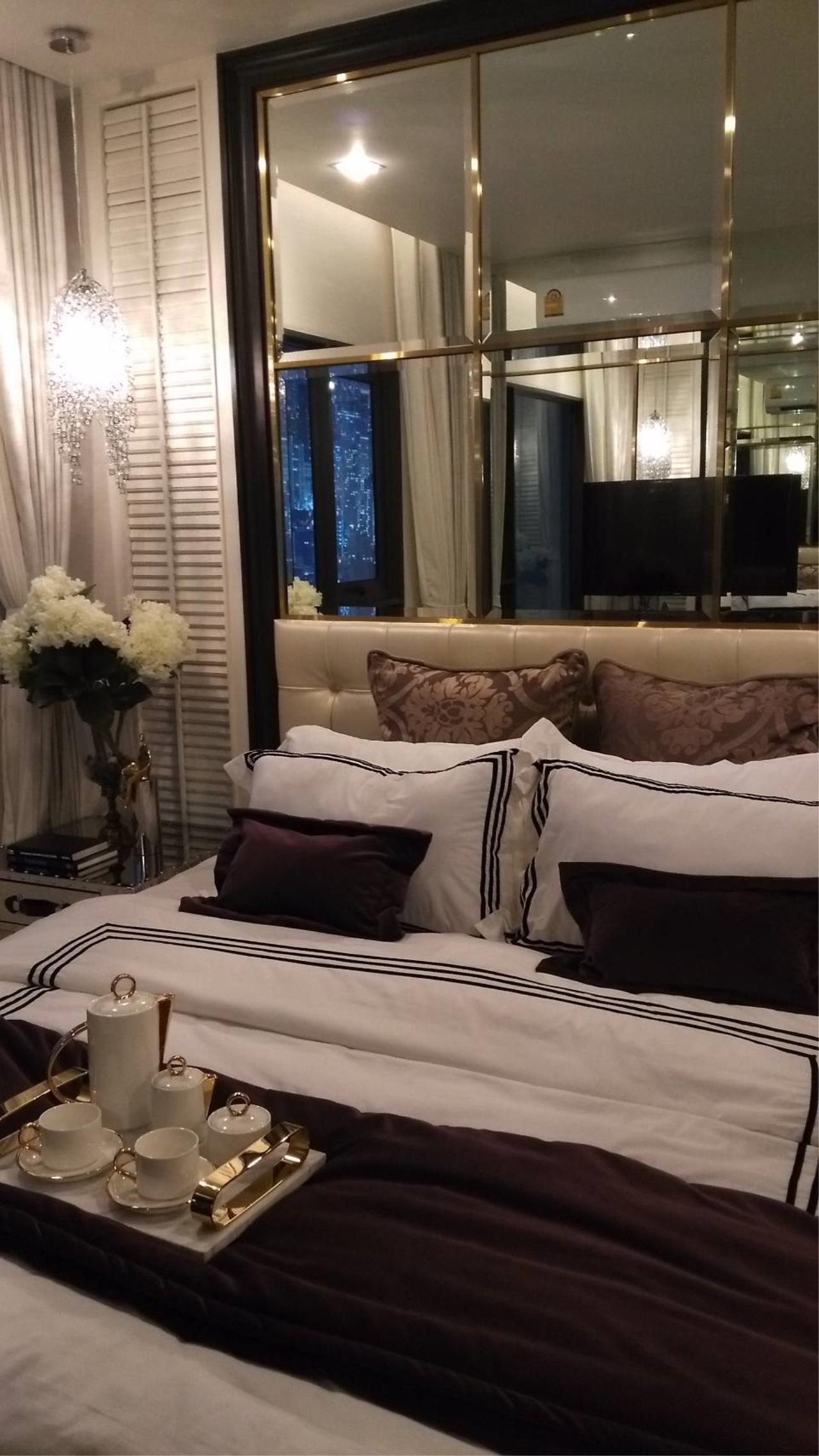 Quality Life Property Agency's Condo For Sale!!! Life One Wireless / 1 Bedroom / 21 Floor 12