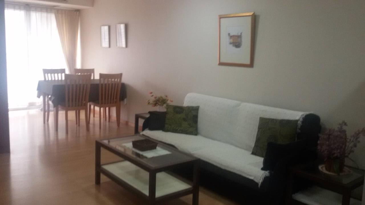 Quality Life Property Agency's Waterford Diamond Tower Condo For rent!!! 2 Bedroom / 12 Floor 1