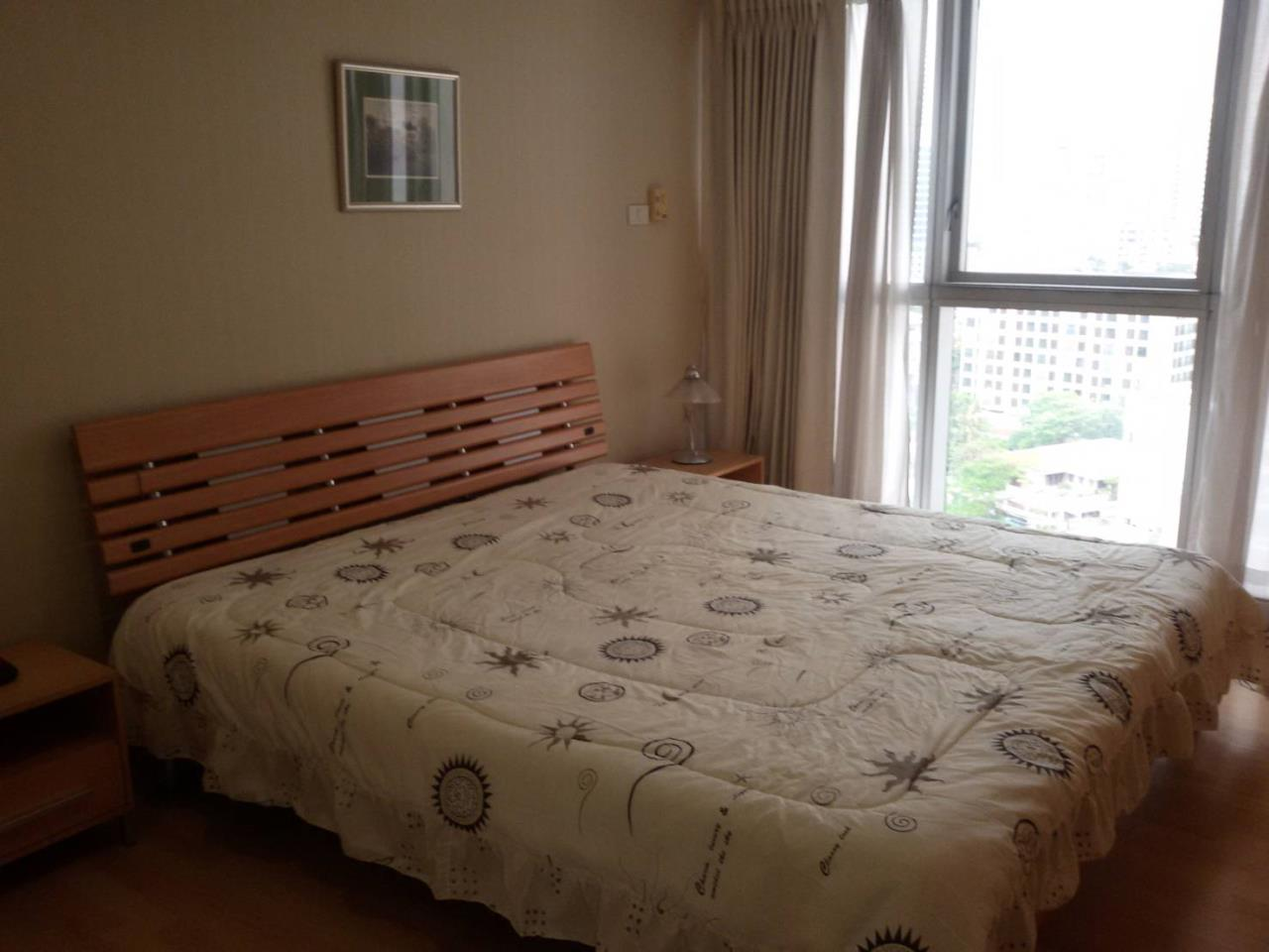 Quality Life Property Agency's Waterford Diamond Tower Condo For rent!!! 2 Bedroom / 12 Floor 4