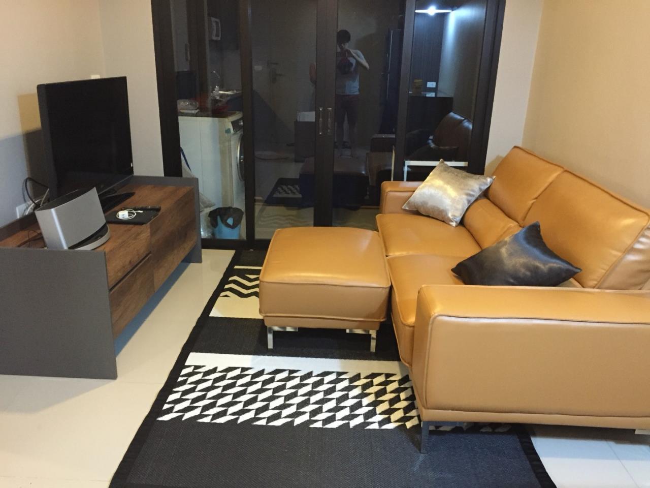 Quality Life Property Agency's SALE Condominium Ideo-Ratchada-Huaykwang / 1 Bedroom / 14 Floor 2