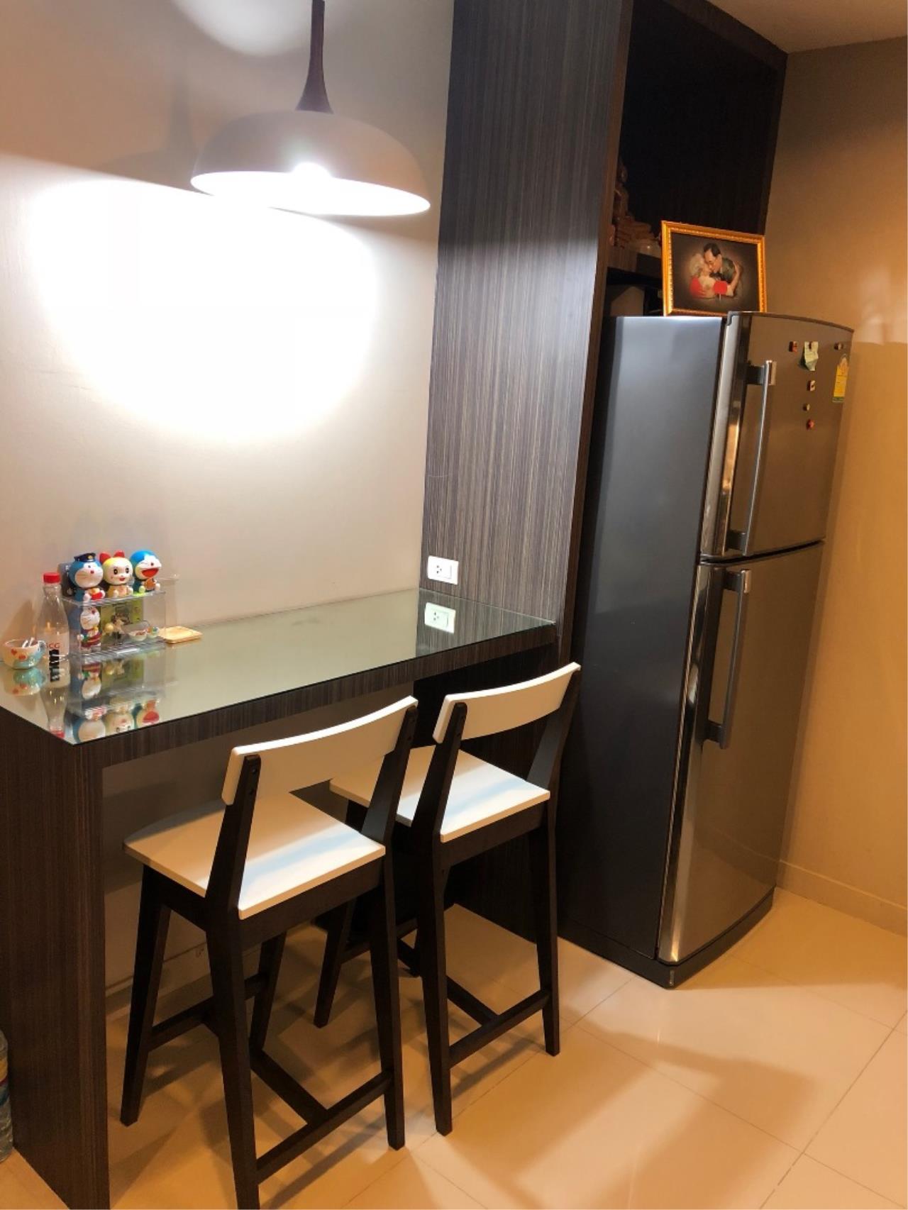 Quality Life Property Agency's SALE Condominium Ideo-Ratchada-Huaykwang / 1 Bedroom / 14 Floor 4