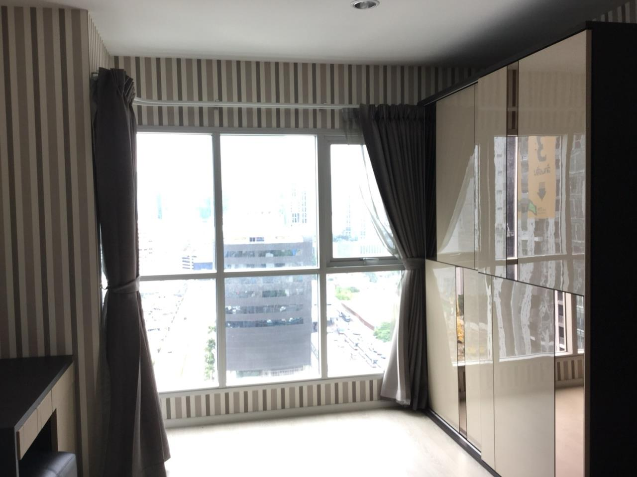 Quality Life Property Agency's CONDO FOR SALE!!! Aspire Rama 9 / 1 Bedroom / 19 Floor 1