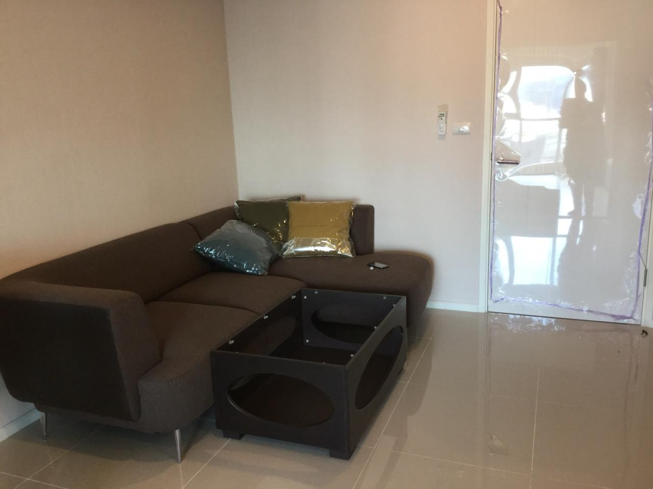 Quality Life Property Agency's CONDO FOR SALE!!! Aspire Rama 9 / 1 Bedroom / 19 Floor 3
