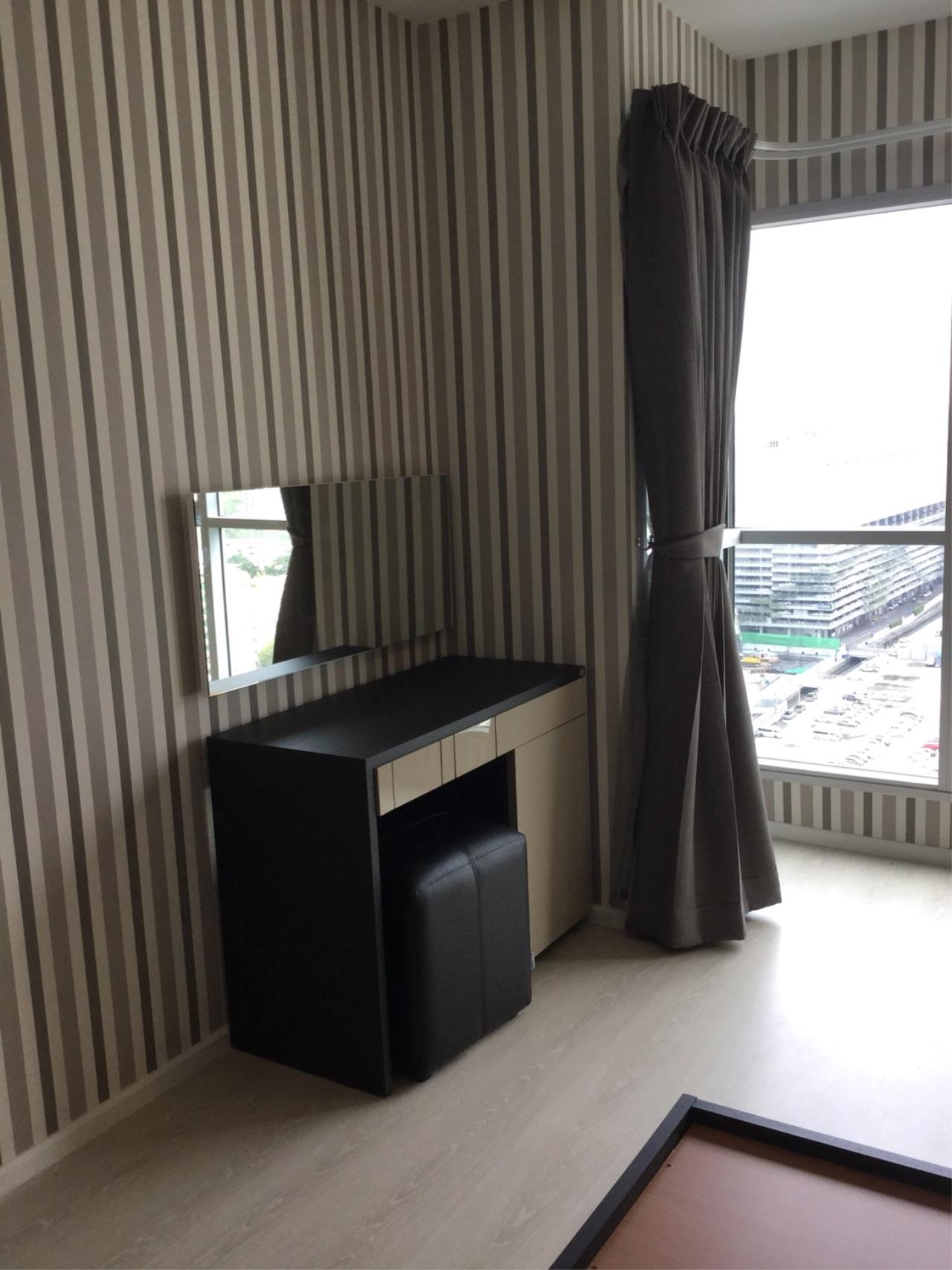 Quality Life Property Agency's CONDO FOR SALE!!! Aspire Rama 9 / 1 Bedroom / 19 Floor 6