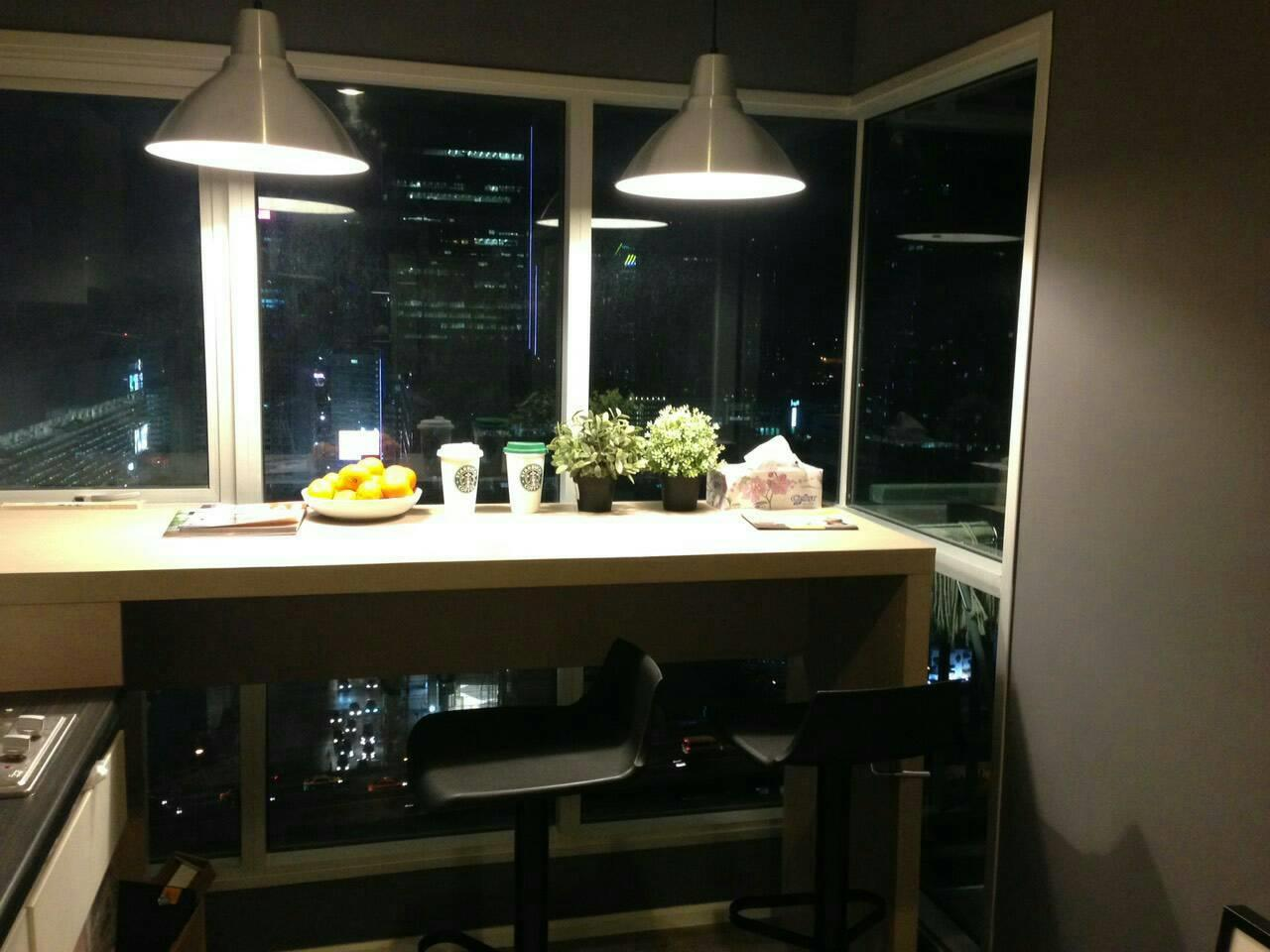 Quality Life Property Agency's CONDO FOR SALE!!! Aspire Rama 9 / 1 Bedroom / 20 Floor 1