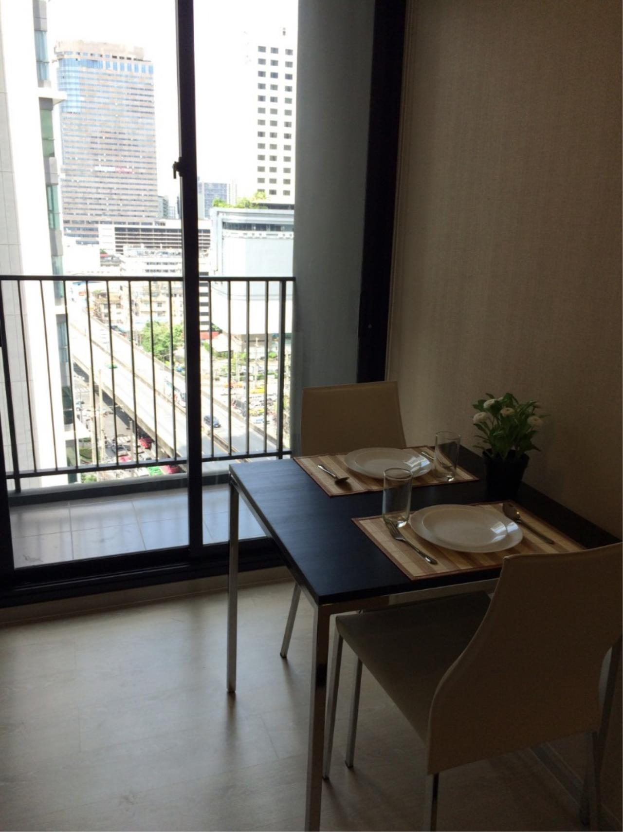 Quality Life Property Agency's FOR  Sale!!! Condolette Midst Rama9 / 1 Bedroom / 14 Floor 1