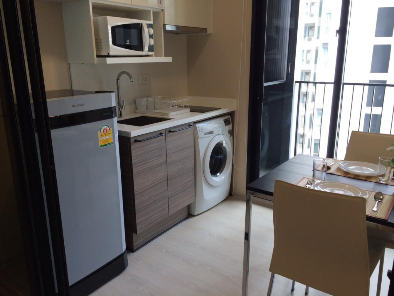 Quality Life Property Agency's FOR  Sale!!! Condolette Midst Rama9 / 1 Bedroom / 14 Floor 5