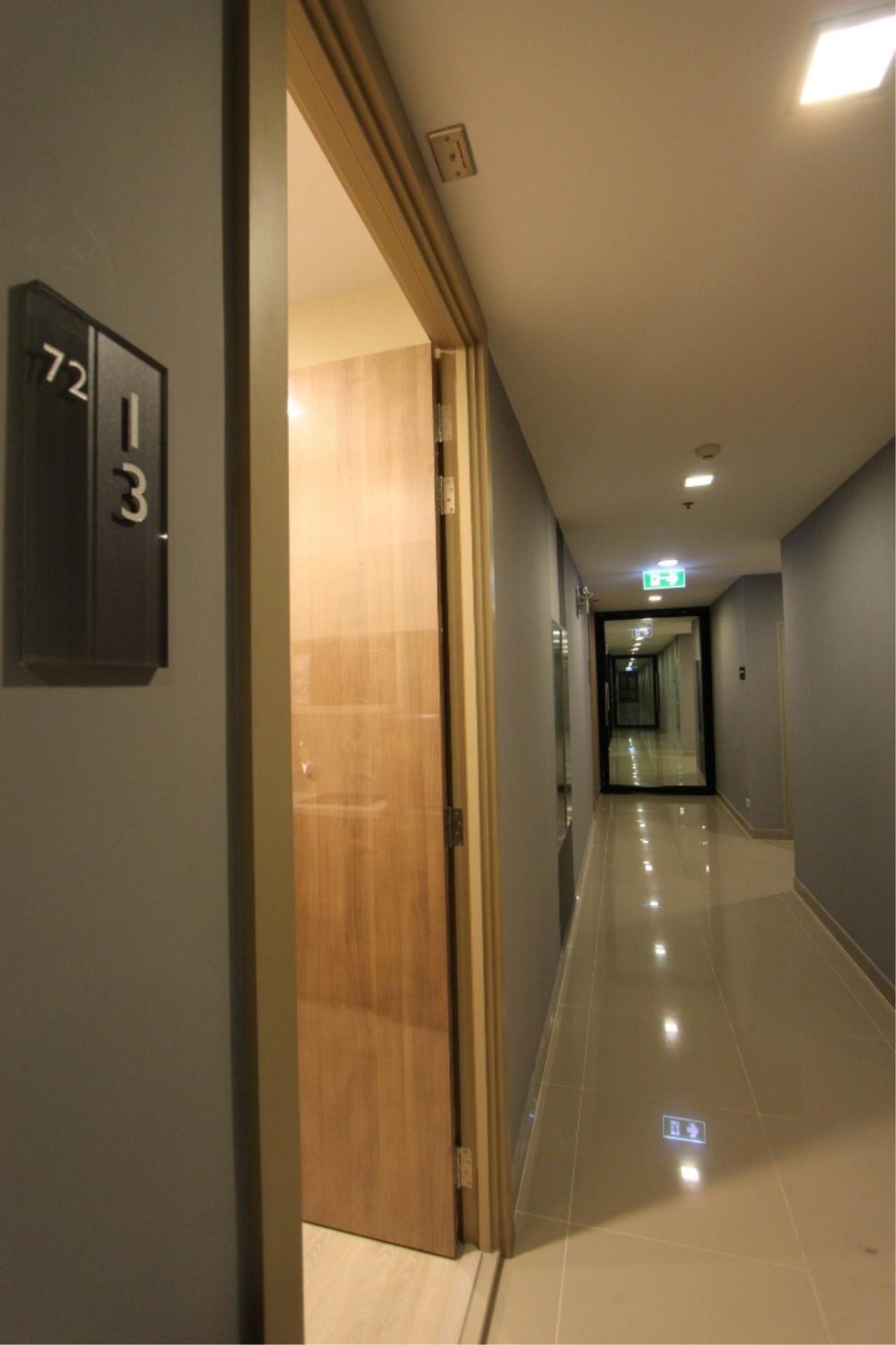 Quality Life Property Agency's FOR  Sale!!! Condolette Midst Rama9 / Studiov1 Bathroom / 8 Floor 10