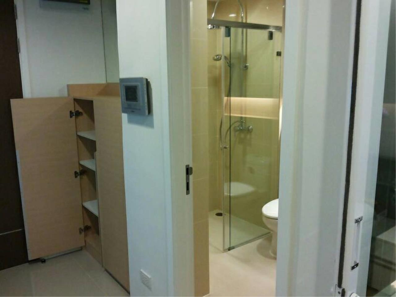 Quality Life Property Agency's FOR RENT! !! 15 SUKHUMVIT RESIDENCES / STUDIO 1 BETHROOM /  10 FLOOR 5