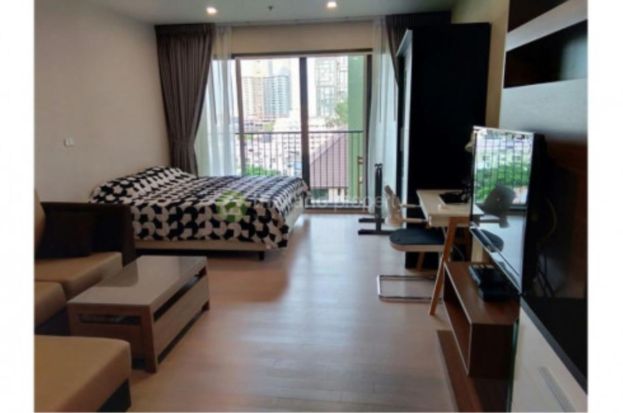 Quality Life Property Agency's R E N T ! Noble Solo   1 Bed 1 Bath   48 Sq. M. 17 floor 1