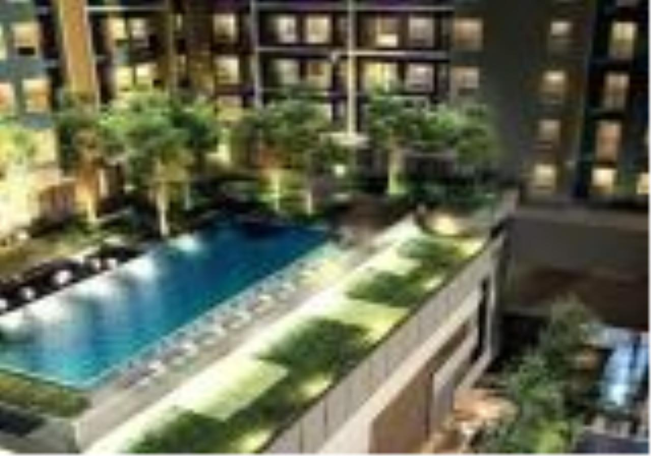 Quality Life Property Agency's For Rent!!! The Base Sukhumvit 77  / 1 Badroom / 8 Floor 1