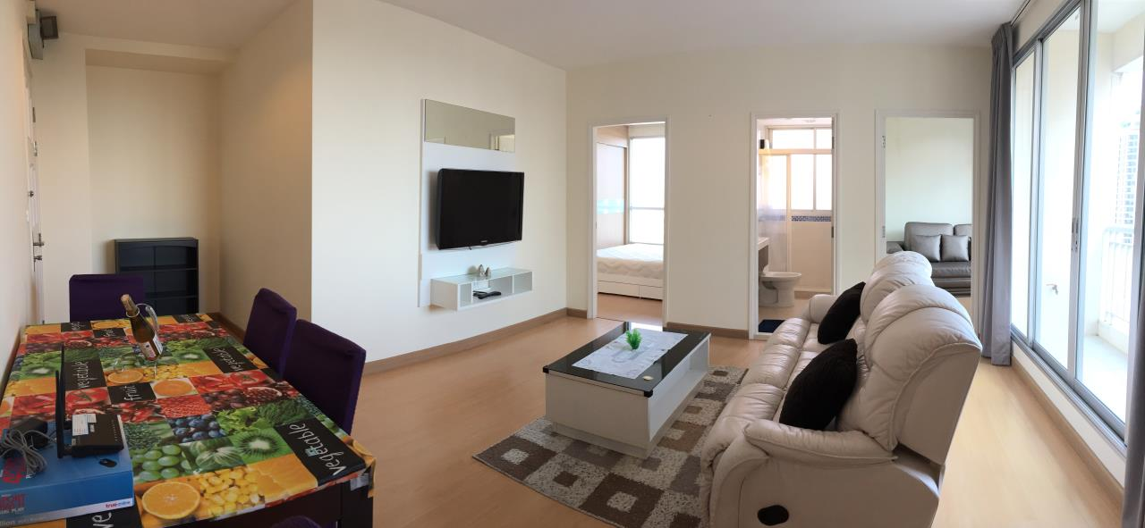Quality Life Property Agency's For Rent!!! Life@Sukhumvit  / 2 Badroom / 25 Floor 5