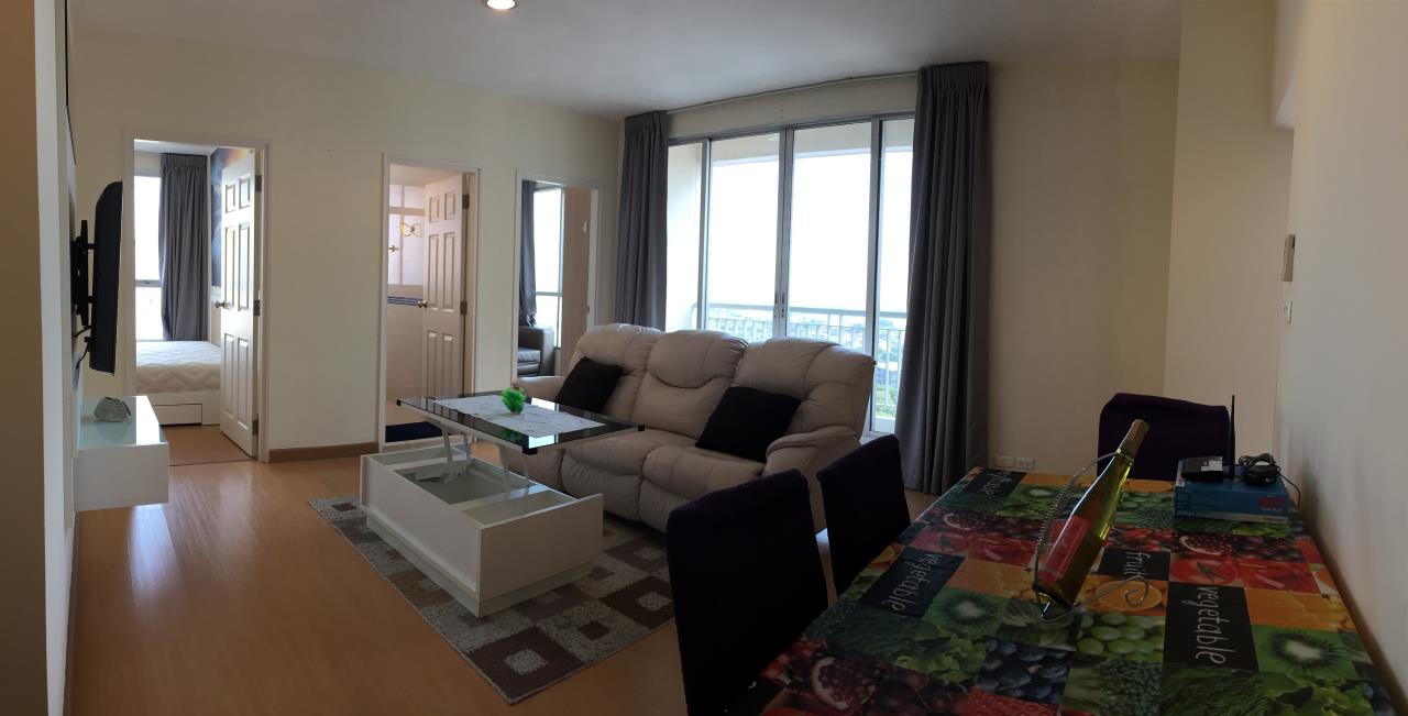 Quality Life Property Agency's For Rent!!! Life@Sukhumvit  / 2 Badroom / 25 Floor 6