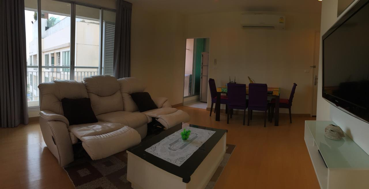 Quality Life Property Agency's For Rent!!! Life@Sukhumvit  / 2 Badroom / 25 Floor 7