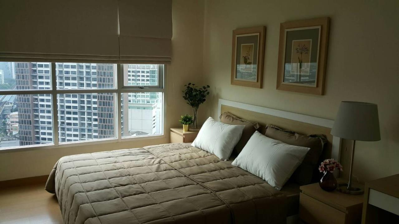 Quality Life Property Agency's For Rent!!! Life @ Sukhumvit  / 2 Badroom / 22 Floor 4