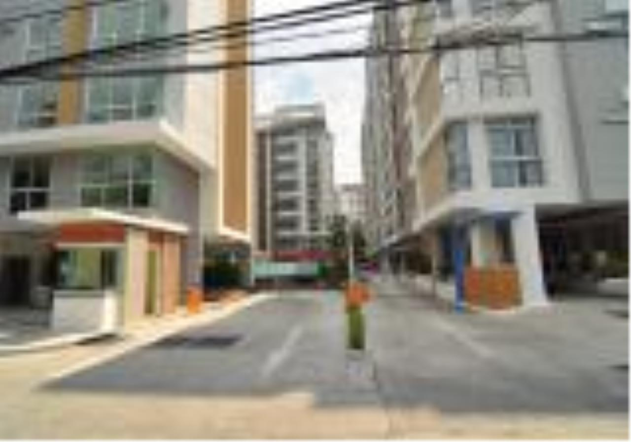 Quality Life Property Agency's For Rent!!! The Link Sukhumvit 50 / Studio 1 Bathroom / 3 Floor 1
