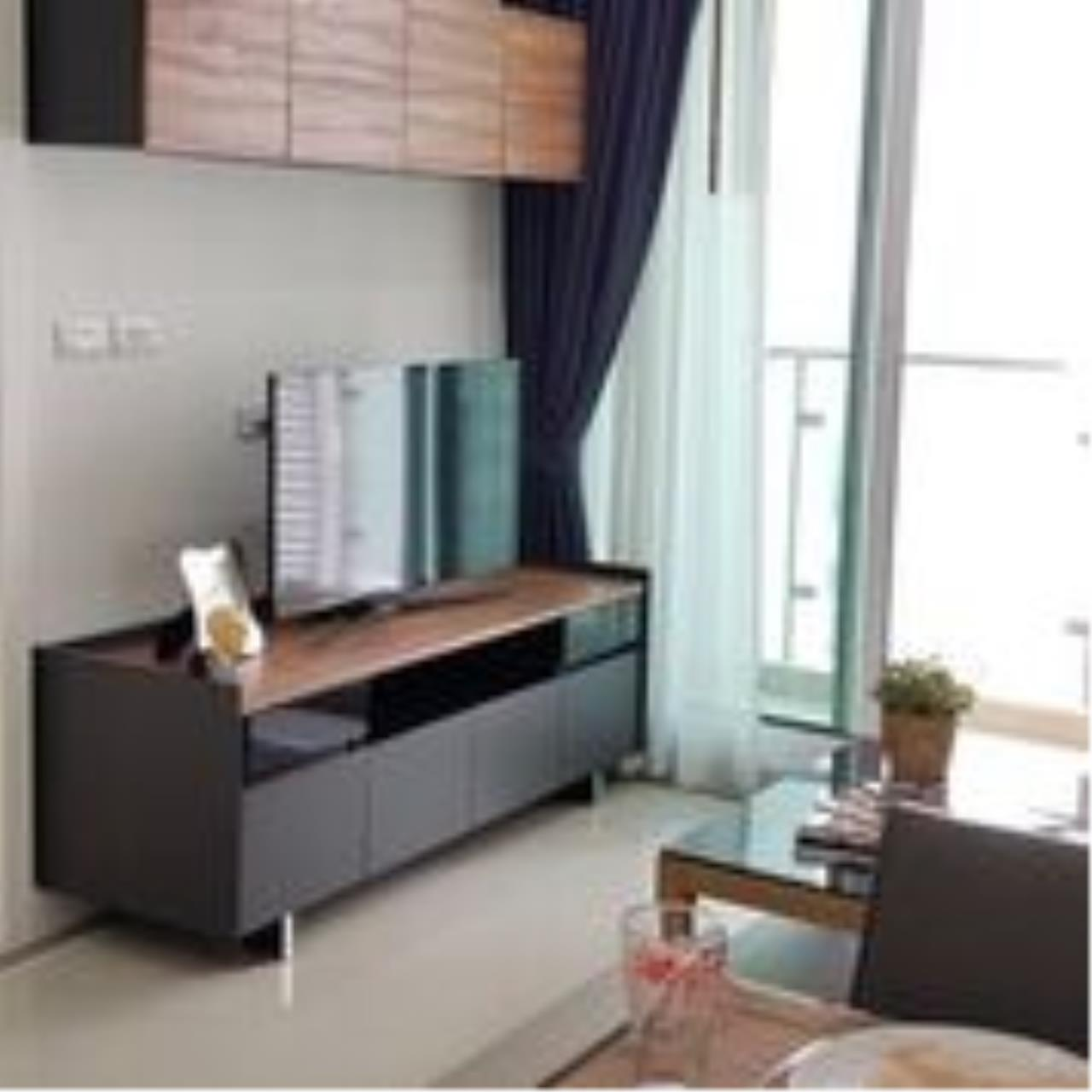 Quality Life Property Agency's For Sale!!! T.C. Green Rama 9  / 1 Badroom / 14 Floor 8
