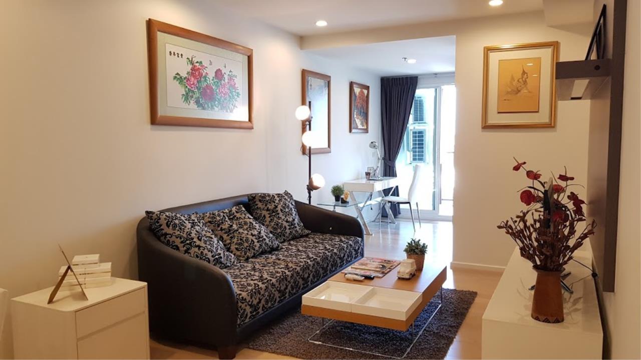 Quality Life Property Agency's S A L E & R E N T ! 15 Sukhumvit Residence | 1 BED 1 BATH | 59.29 SQ. M. 6