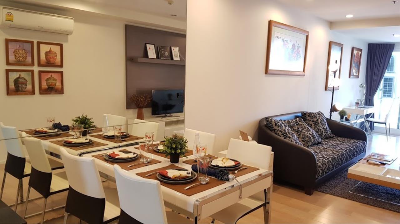 Quality Life Property Agency's S A L E & R E N T ! 15 Sukhumvit Residence | 1 BED 1 BATH | 59.29 SQ. M. 8