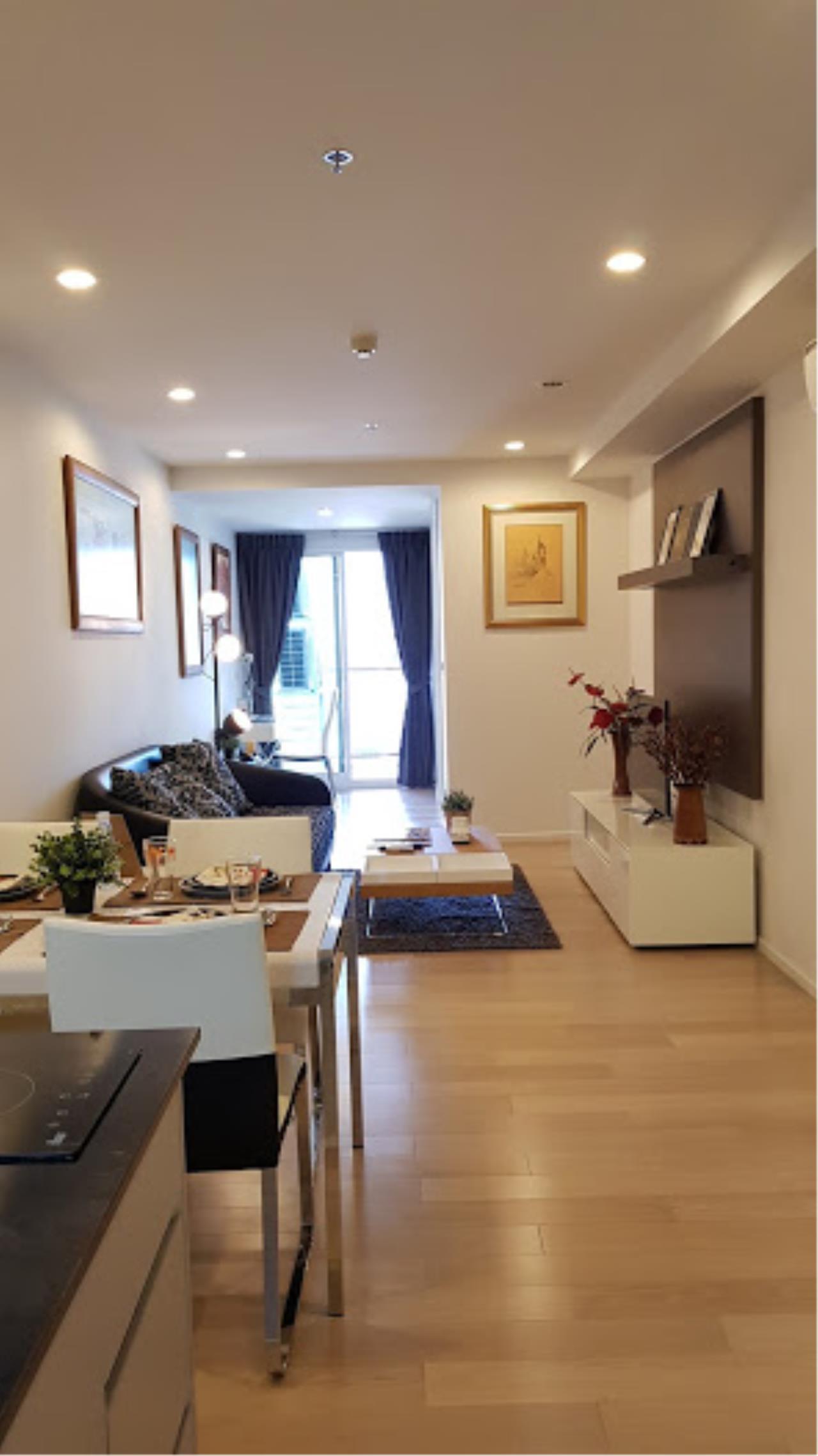 Quality Life Property Agency's S A L E & R E N T ! 15 Sukhumvit Residence | 1 BED 1 BATH | 59.29 SQ. M. 10