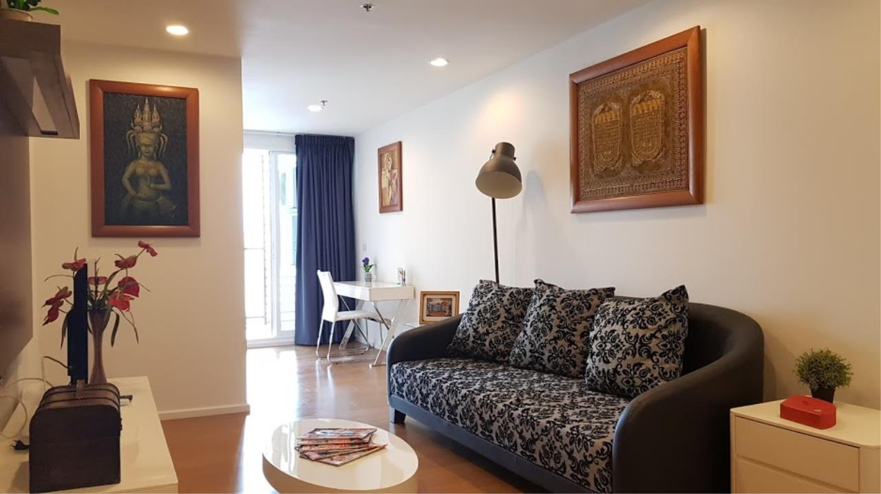 Quality Life Property Agency's S A L E  ! 15 Sukhumvit residence | 1 Bed 1 Bath | 59.29 Sq. M. 3