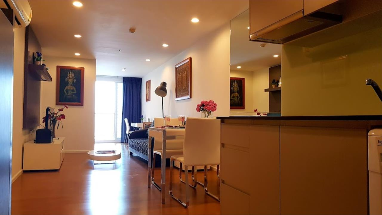 Quality Life Property Agency's S A L E  ! 15 Sukhumvit residence | 1 Bed 1 Bath | 59.29 Sq. M. 12