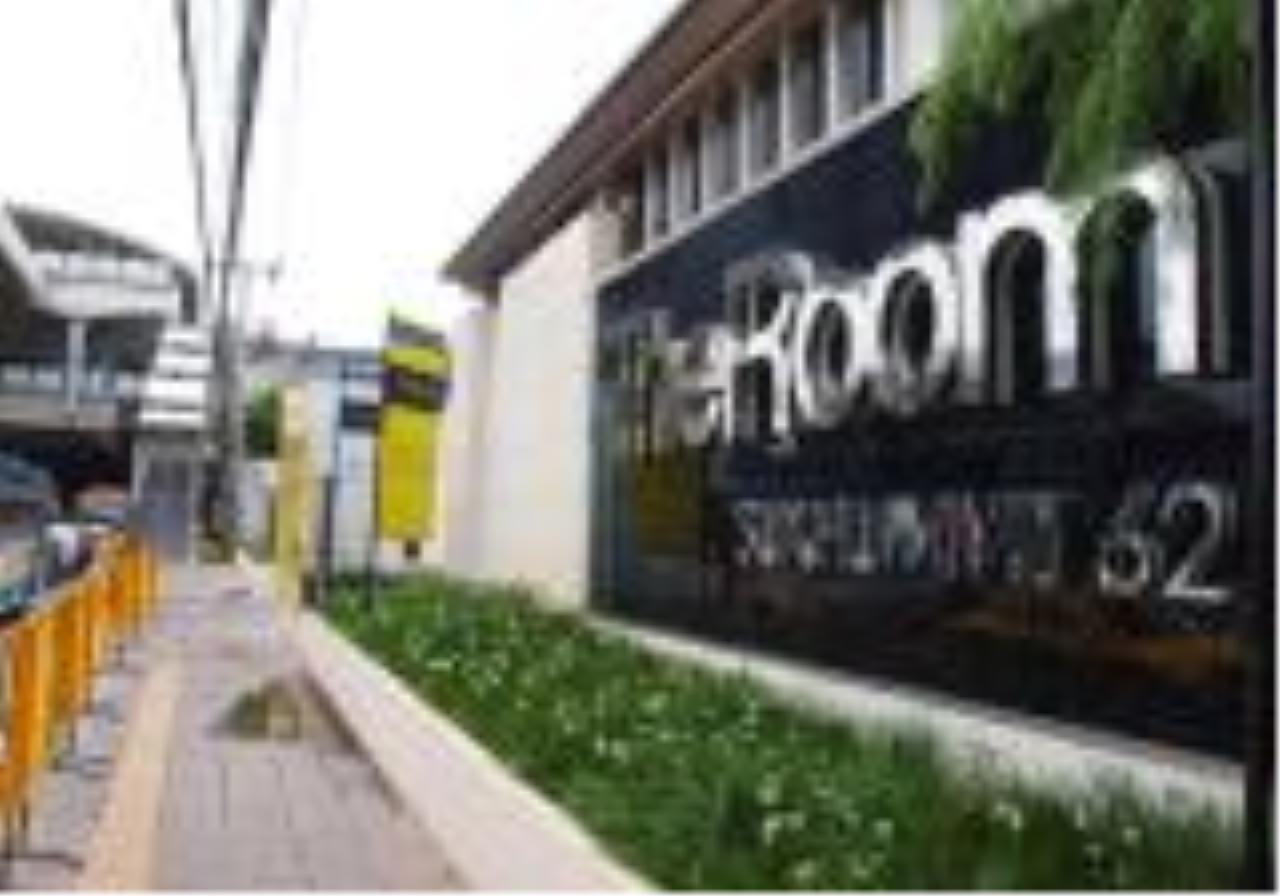 Quality Life Property Agency's For Rent!!! The Room Sukhumvit 62 / 1 Bedroom 1 Bathroom / 6 Floor 1