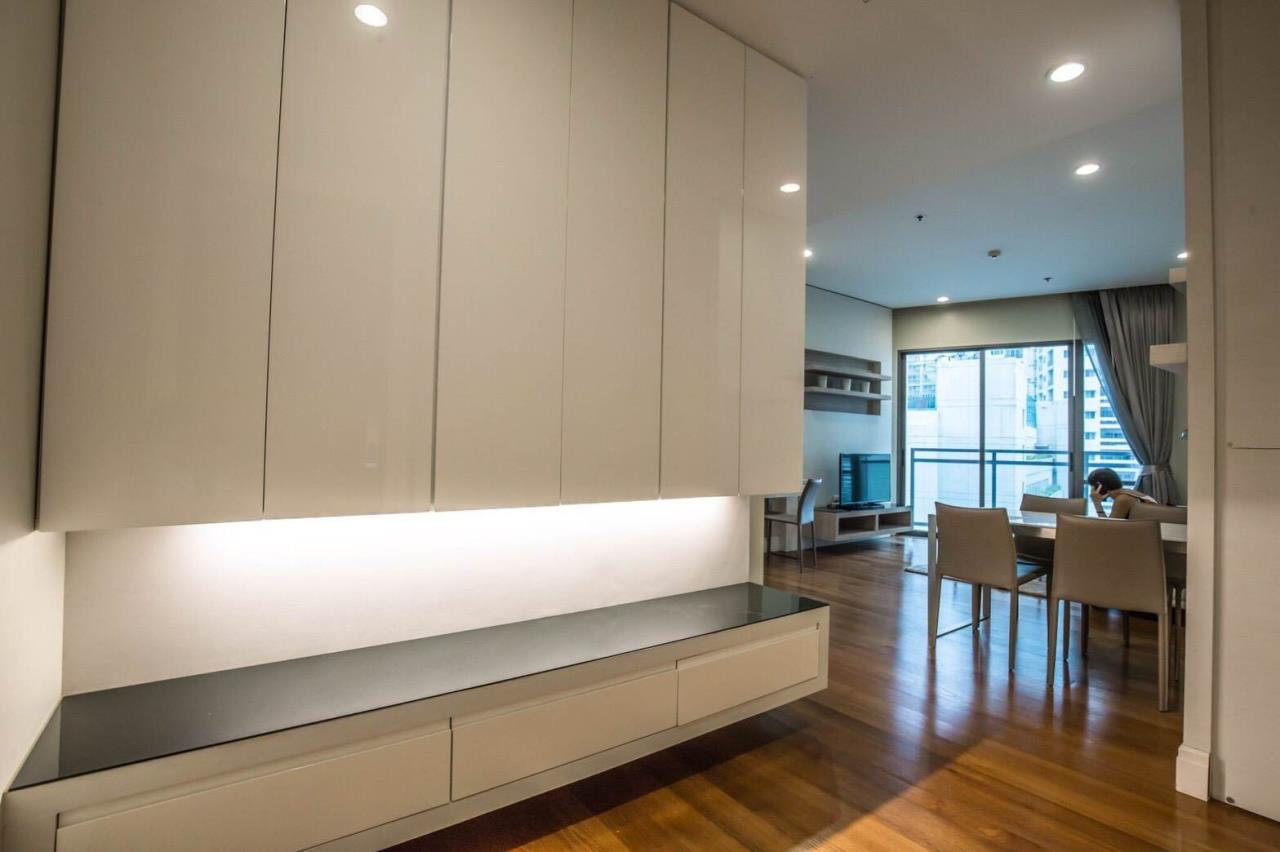 Quality Life Property Agency's For Sale/Rent!!! Bright Sukhumvit 24 / 1 Badroom  / 8 Floor 1