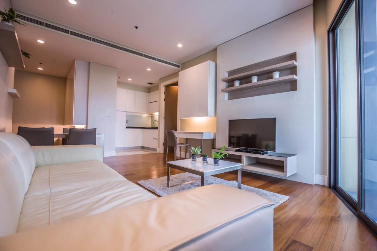 Quality Life Property Agency's For Sale/Rent!!! Bright Sukhumvit 24 / 1 Badroom  / 8 Floor 3