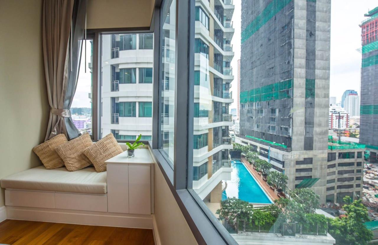 Quality Life Property Agency's For Sale/Rent!!! Bright Sukhumvit 24 / 1 Badroom  / 8 Floor 6
